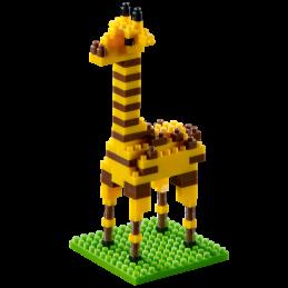 Girafa set constructie 3D...