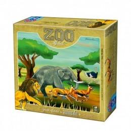 Joc educativ D-Toys Zoo...