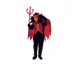 Costum de diavol, marimea...