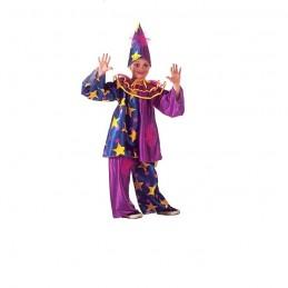 Costum de  Clovn  decorat...