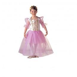 Costum de balerina roz...