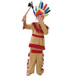 Costum de indian, marimea...