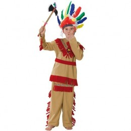 Costum de indian marimea...