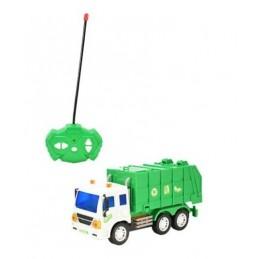 Camion utilitar Toi Toys cu...