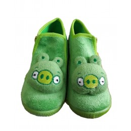 Papuci de interior cu model...