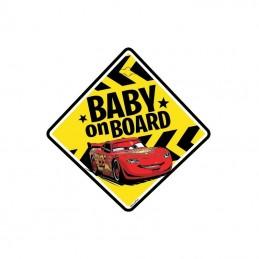 Baby la bord - Stiker...