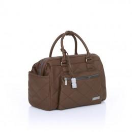 Geanta Style Brown Abc...
