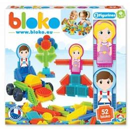 Set de construit BLOKO Tepi...