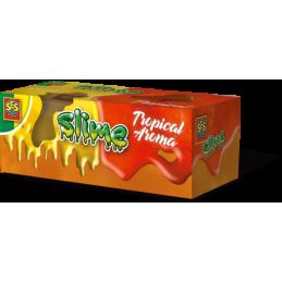 SES Slime Aroma tropicala 2x120gr