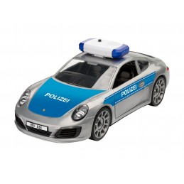 Revell JUNIOR KIT Porsche  911 'Police' - RV0818