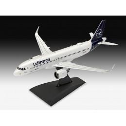 REVELL Model Set Airbus A320 Neo 'Lufthansa'
