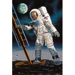 REVELL Apollo 11 Astronaut on the Moon (50 Years Moon Landing)