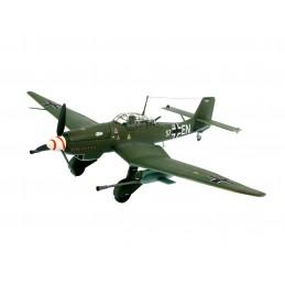 Revell Junkers JU87 G/D Tank Buster