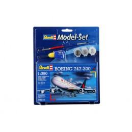 Model Set Boeing 747-200