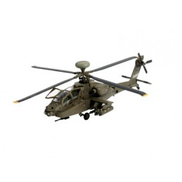 MODEL SET AH-64D LONGBOW APACHE Revell RV64046
