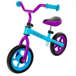 Bicicleta fara pedale EURObaby Cool Baby Bike – Albastru cu mov