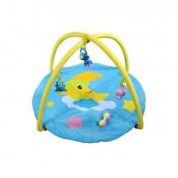Salteluta de joaca ARTI B694564 Moon toys Blue