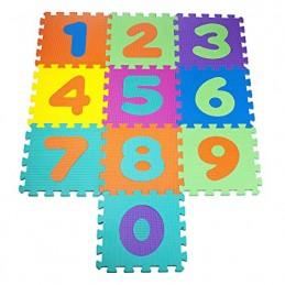 Covor puzzle din spuma...