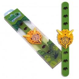 Ceas de mana pentru copii - Triceratops, Keycraft