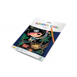 Joc creativ de razuit - Pirat, Dodo