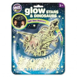 Set reflectorizant - Dinozauri si stele, Brainstorm