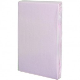 Cearceaf Tencel cu elastic roz Fillikid