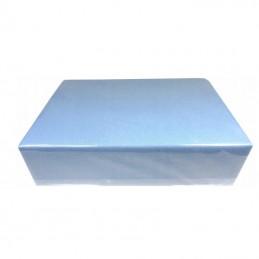 Cearceaf bumbac, impermeabil pentru saltea 140x70x12 cm, Dizius