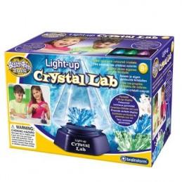 Set experimente - Cristal cu LED