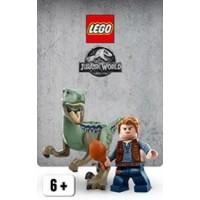 Lego Jurassic Wold pentru pasonati de dinozauri