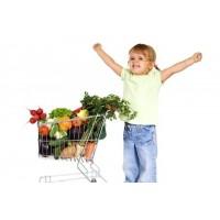 Supermarket pentru copii