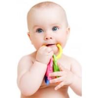 Articole pentru dentitie si accesorii pentru gingiile bebelusilor