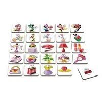 joc de memorie cu  imagini  infatisand personalele preferate a copiilor .